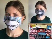Gestaltungsbeispiele Community-Maske