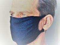 Community-Maske ohne Druck