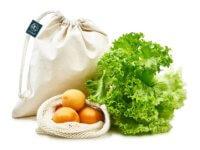 Obst- und Gemüsebeutel Baumwollbeutel