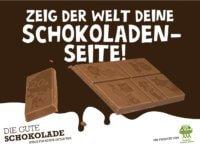 FairTrade Die Gute Schokolade Klimaschutz Klimagerechtigkeit Plant-for-the-Planet