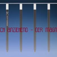 Magnet Magnetisch anziehend Bleistift
