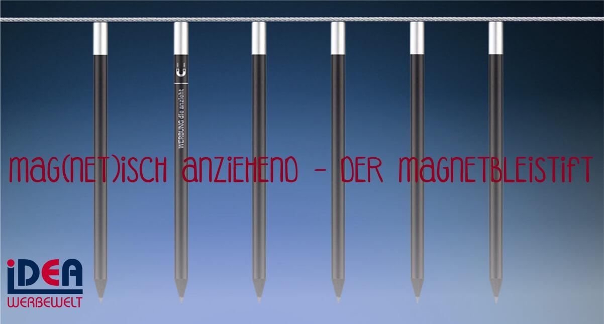 Magnet-Bleistift Magnet Magnetisch anziehend Bleistift