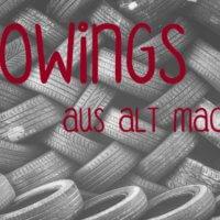 Ecowings Reifen Taschen Ökologisch Nachhaltig Vegan