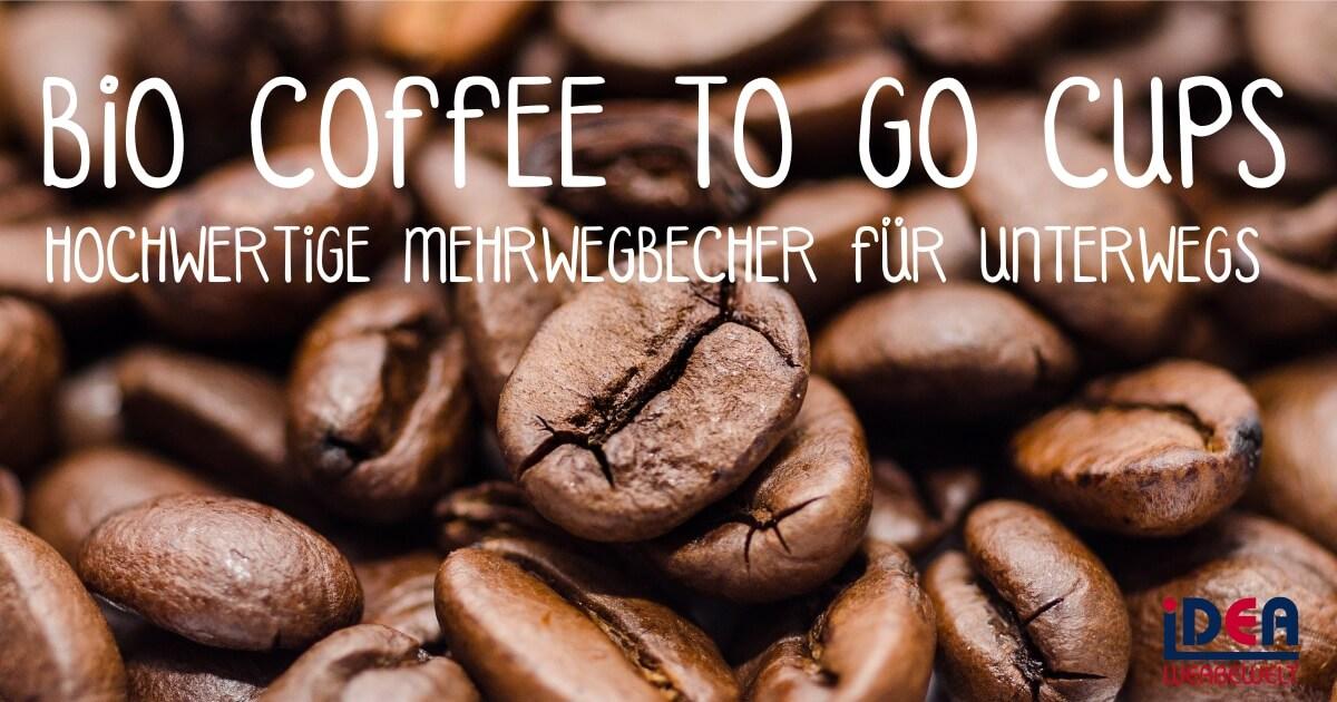 Bio Coffee to go Cups