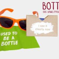 Bottlewipe Mikrofastertuch