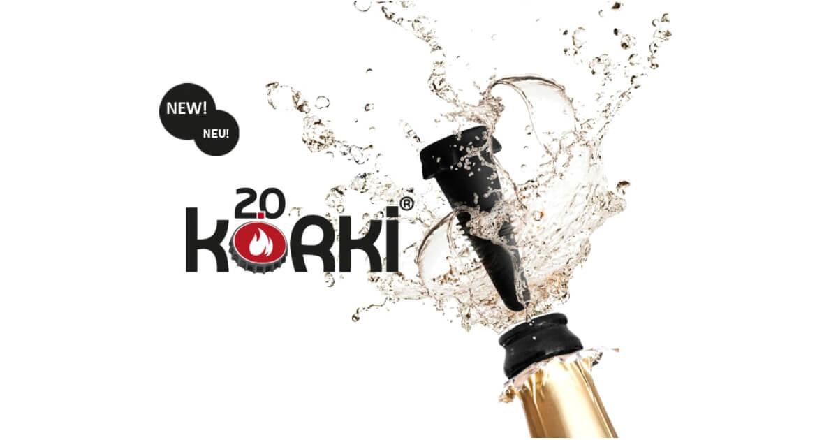 Korki® 2.0 Frischeverschluss