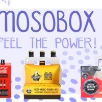 Mosobox Monstersoundbox