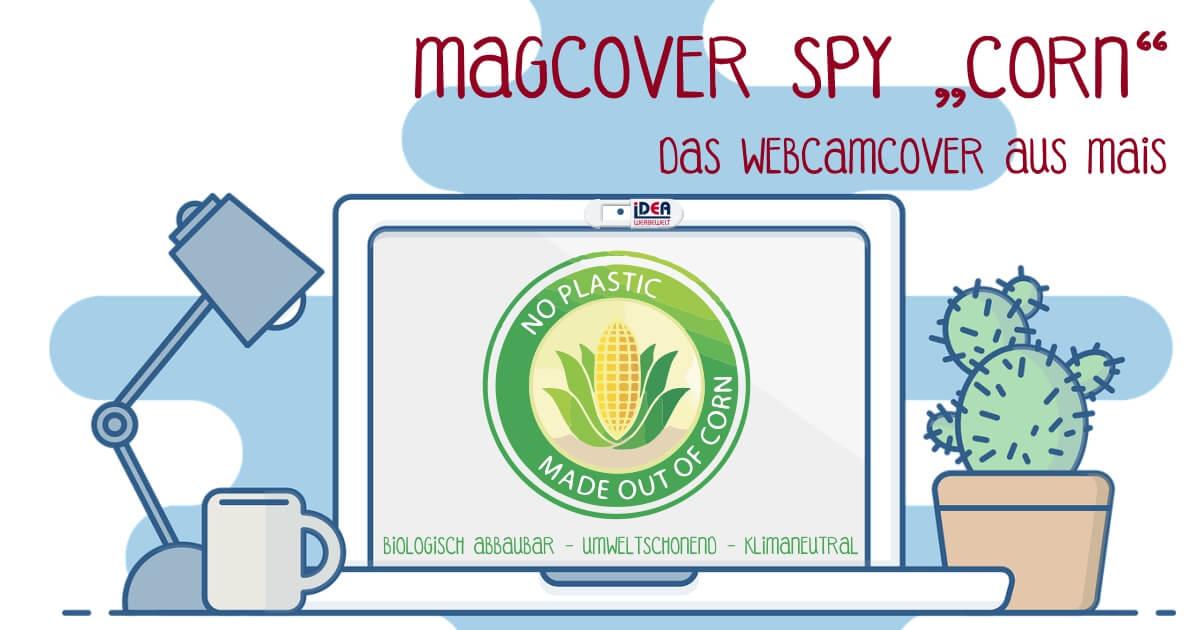MagCover spy corn Webcamcover Kameraabdeckung
