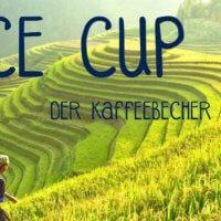 ökologisch nachhaltig Rice Cup Upcycling