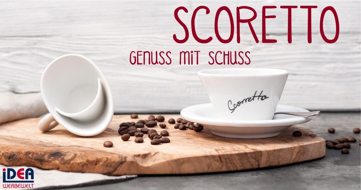 Scoretto Espressotasse