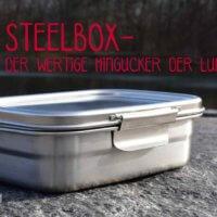 STEELbox Lunchbox