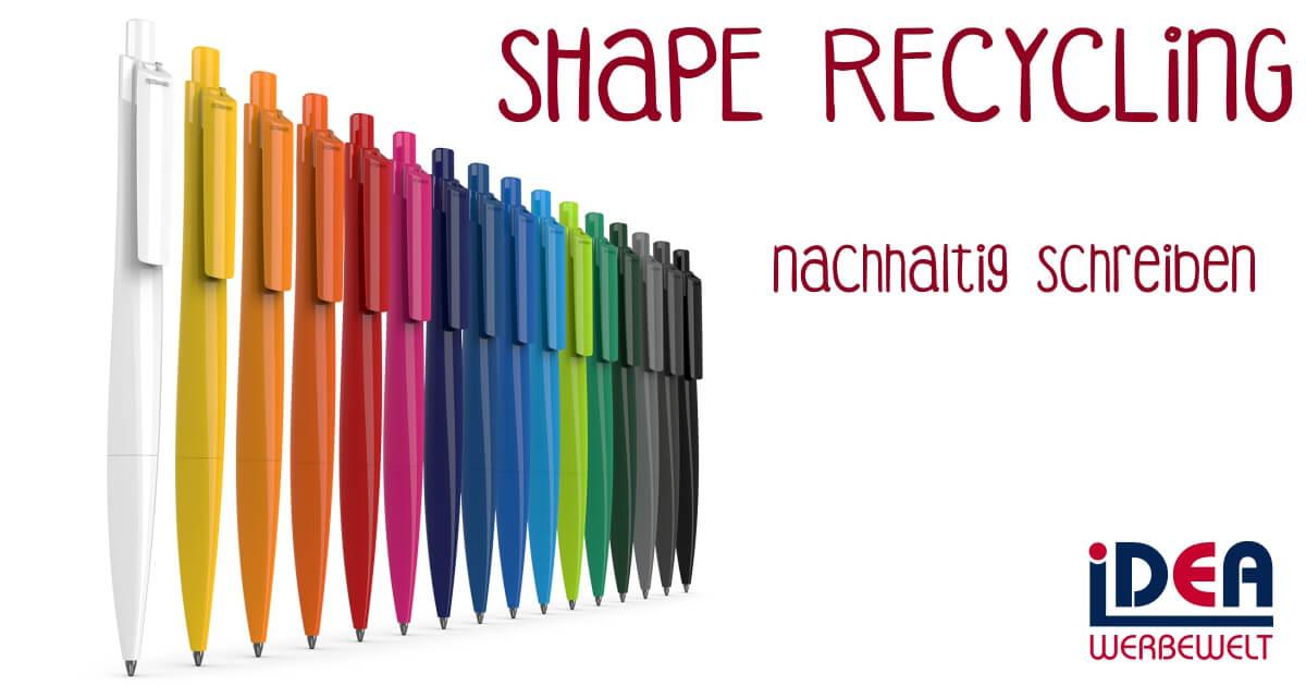 Shape Recycling