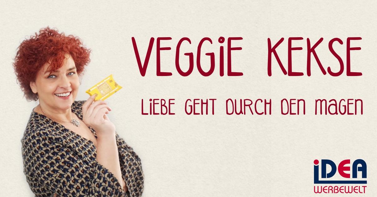 Veggie Keks