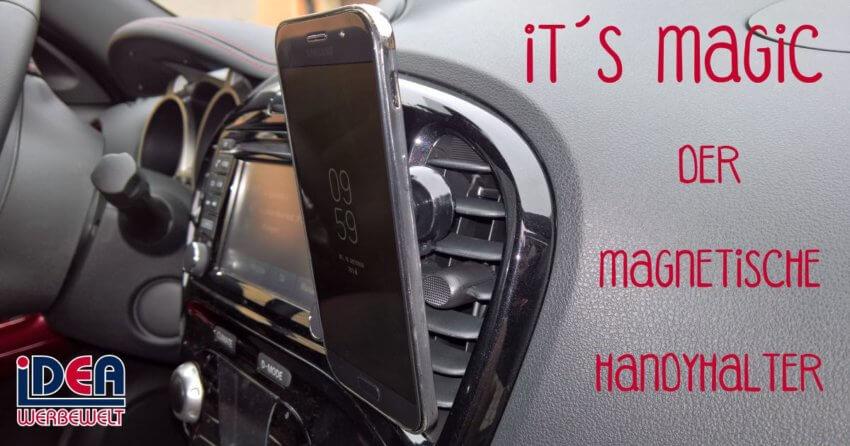 Magnetische Handyhalterungen