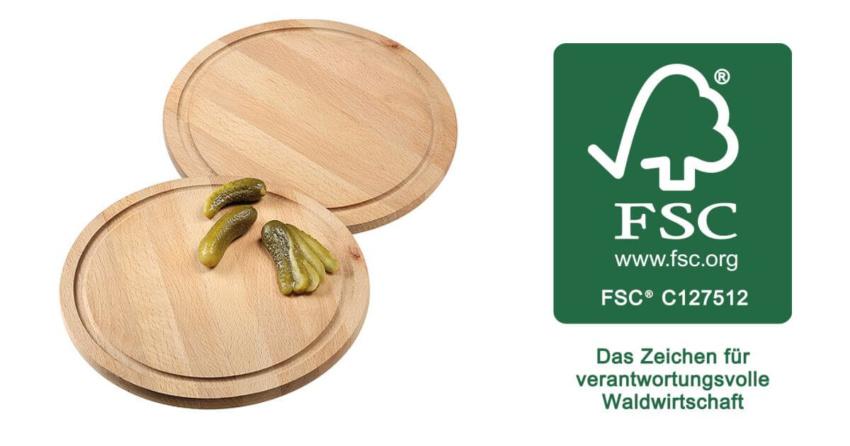 FSC Holzbretter