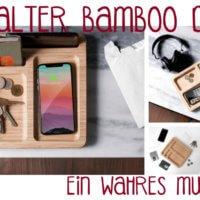 Walter Bamboo Dock