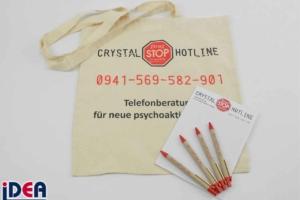 Kugelschreiber, Blöcke und BW-Tasche mit Logo bedruckt