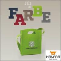 Katalog Filztaschen von Halfar - service4you