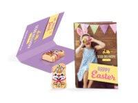 Werbekarte Visitenkartenformat Oster Giveaways