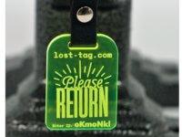 Lost-Tag Plexi, Finder