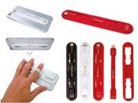 "MagCable 2in1 ""mobile"", USB-Ladekabel, USB-Lightning, Micro-USB, Handyhalter"