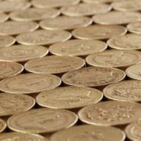 Veredelungen für Werbeartikel aus Metall - Münzprägung