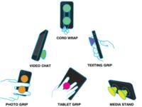 PopSockets Pop Sockets Handyhalter Funktionen