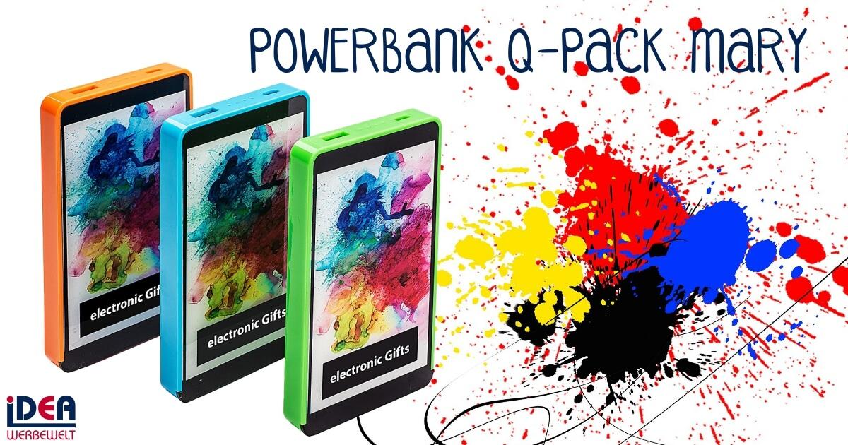 Powerbank Q Pack Mary