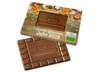 Schokolade, Kaiserstuhl, Schokoladentafel, Präsentkarton