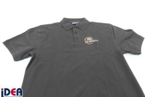 Polo-Shirt von Hakro® mit Stick