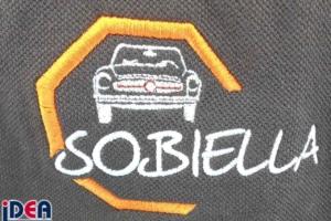 Gesticktes Logo