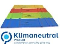 klimaneutral Fitness Fitnessbänder