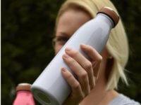 THERMOlifestyle Ecotaste Edelstahl Flaschen Umwelt Natur Recycelbar Mehrweg Einweg