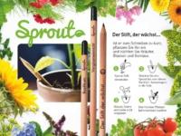 Sprout, der Bleistift der nachwächst