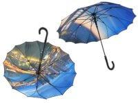 nahtloser Schirm Regenschirm
