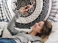 Happy Strappy Fingerhalter Handyhalterung