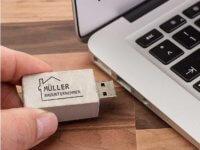 USB Stick Major Betonprodukte